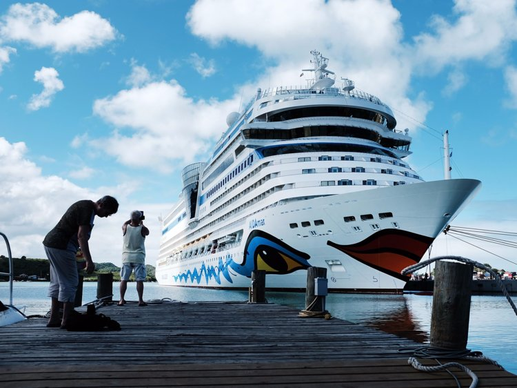 What Else Could You Expect From the Modern Cruiseship Vacation?