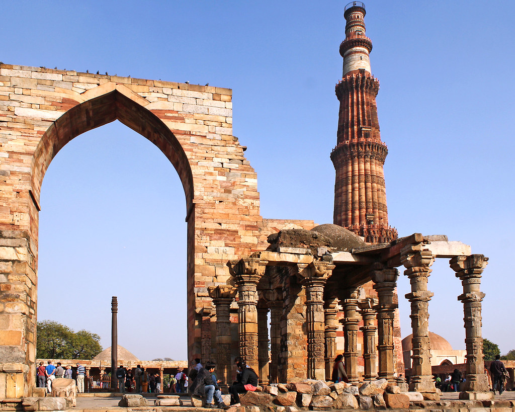 A Day at Qutub Minar: A UNESCO World Heritage